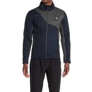 Spyder district full zip jacket